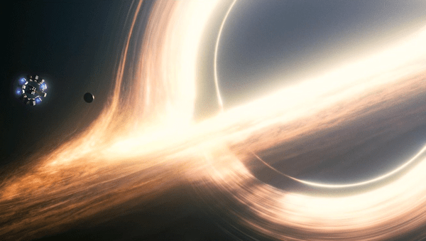 Warped space[see Acknowledgements for Image Credit]