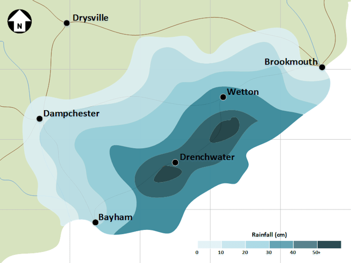 Coastal Map 5
