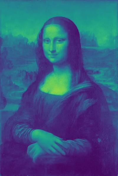 Mona Lisa Viridis