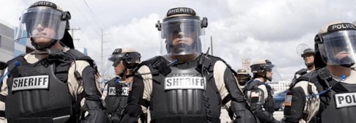 Not quite so Community Police
