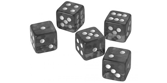 Dice (see Acknowledgements for Image Credits)