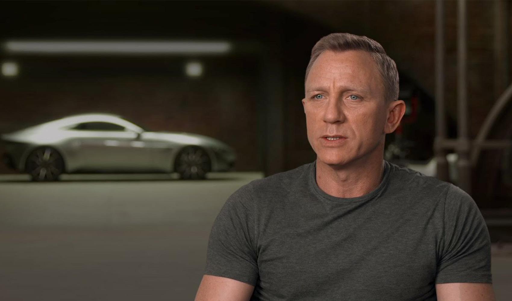 Sunspel Daniel Craig