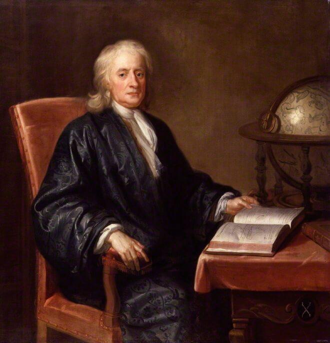 천재과학자 뉴튼