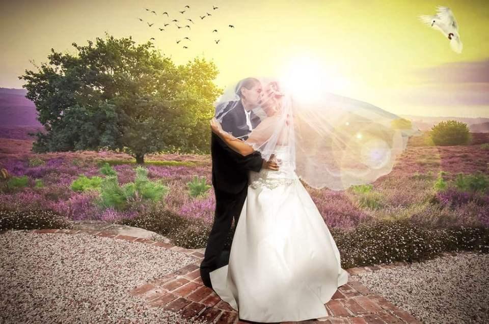 재혼 결혼식