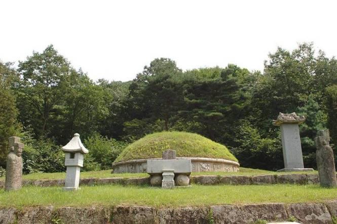 묘 한국 무덤