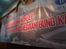 Kebangsaan Keindonesiaan Bung karno (6)