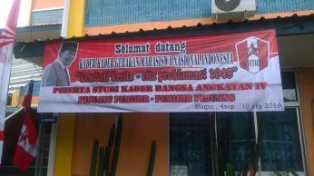 Studi Kader Bangsa Angkatan IV Gerakan Mahasiswa Nasional Indonesia (GMNI)