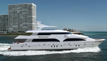 President Yachts
