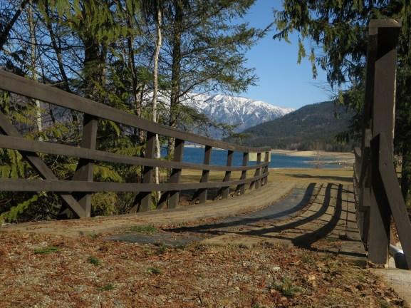 Bridge over Heart Creek