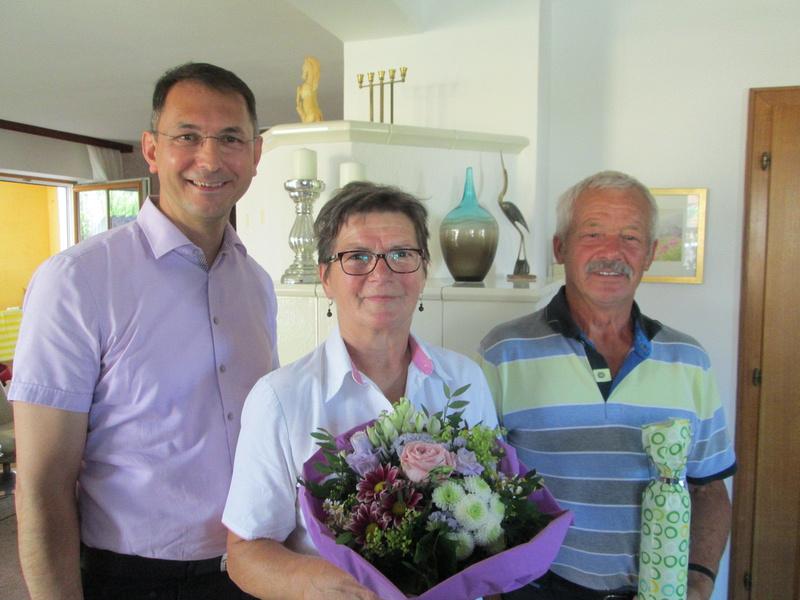 Mai 2018 Herzog Goldene Hochzeit