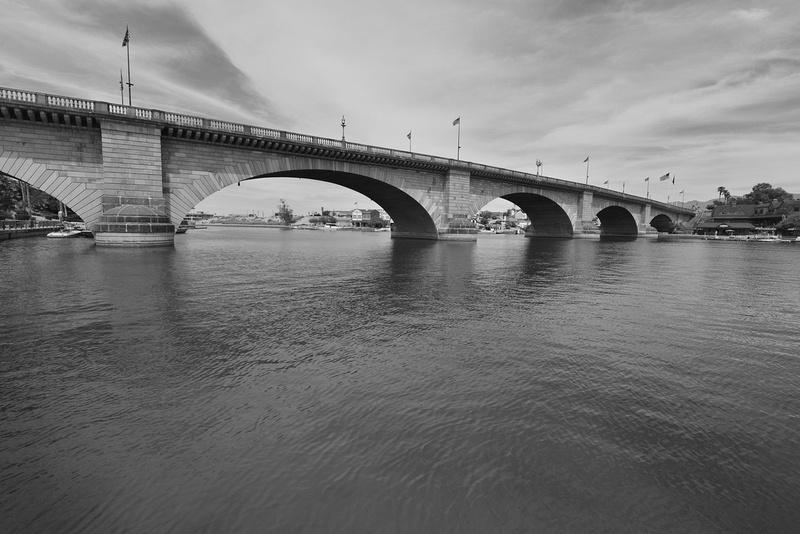 London Bridge Atlas der ungewöhnlichsten Orte