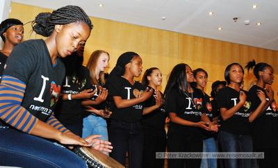 Kimberley Girls High School Chor Griechenland Neumarkt am Wallersee