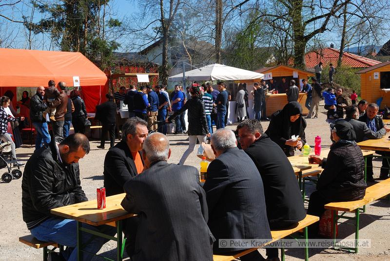 Türkisch-österreichisches Frühlingsfest