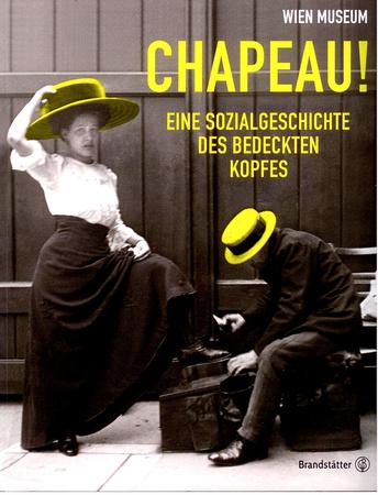 Titelbild des Begleitbuchs, das ich hier vorstelle (Bild Wien Museum - Christian Brandstätter Verlag)