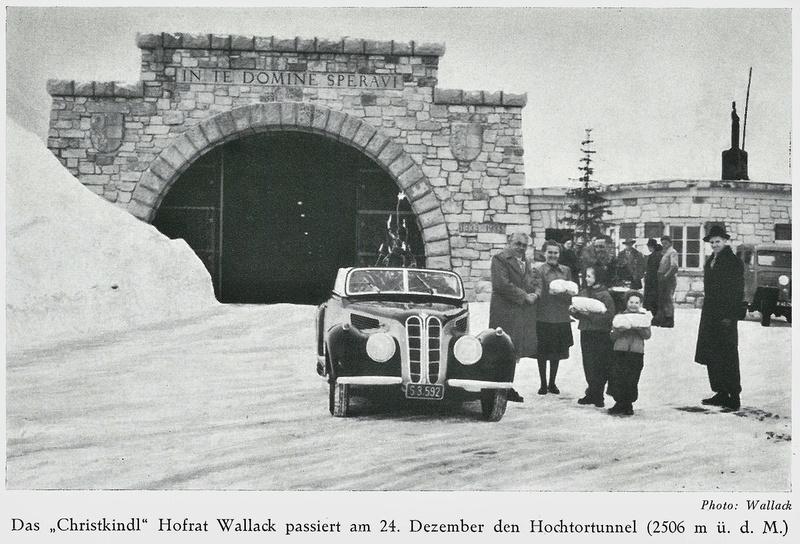 Wallack Hochtor Weihnachten