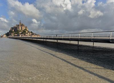 Le Mont Saint Michel Normandie
