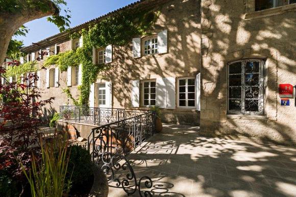 Hotel Moulin de Vernègues in Mallemort, Provence, Südfrankreich