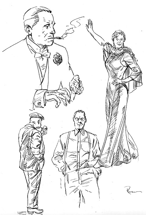 1930s-sketches