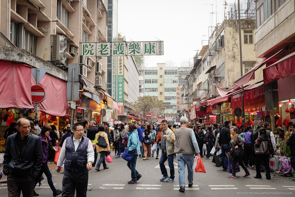 Tsuen Wan Old Market | Peter Lam Photography