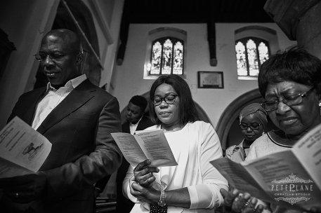 Baptism Photographer London