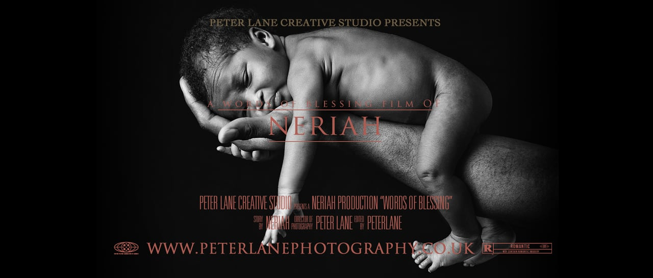 newborn movie, newborn film wedding videographer london - videography