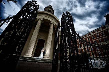 Greek wedding photographer - Camden orthodox church