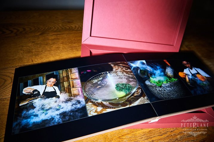 Wedding album design London