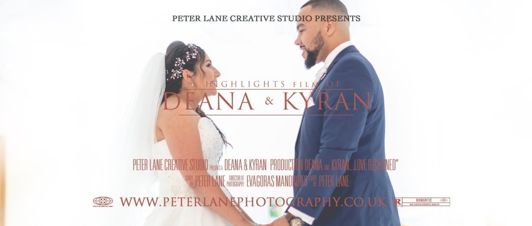 Videographer for Greek Weddings London