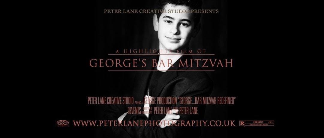 Bar Mitzvah videographer London Paris