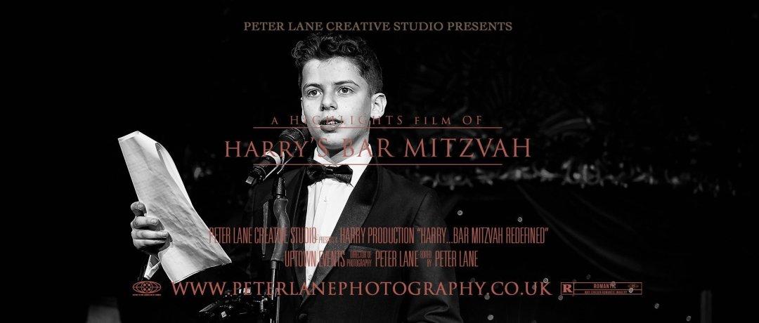 Bat Mitzvah videographer London