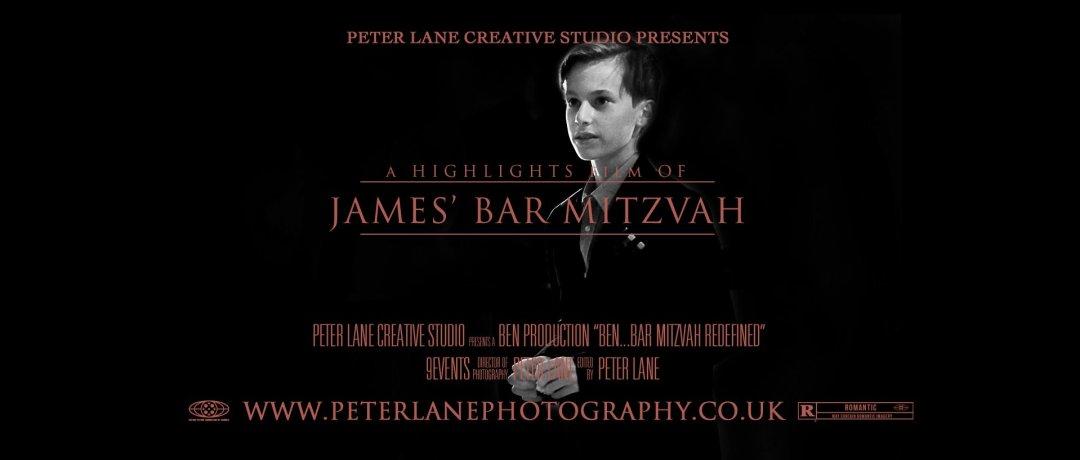 Bar Mitzvah videographer Manchester