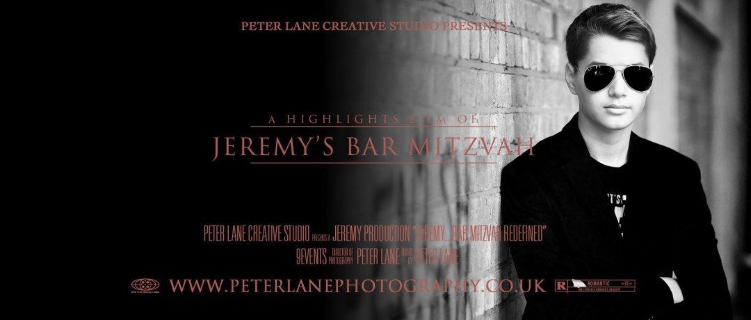 London Mitzvah videographer