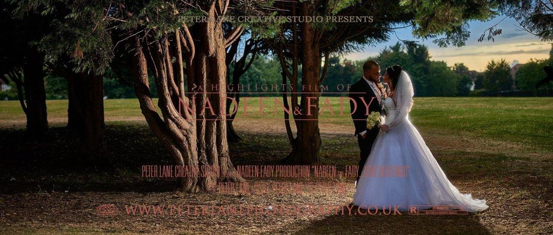 Persian Cinematic Wedding videography London