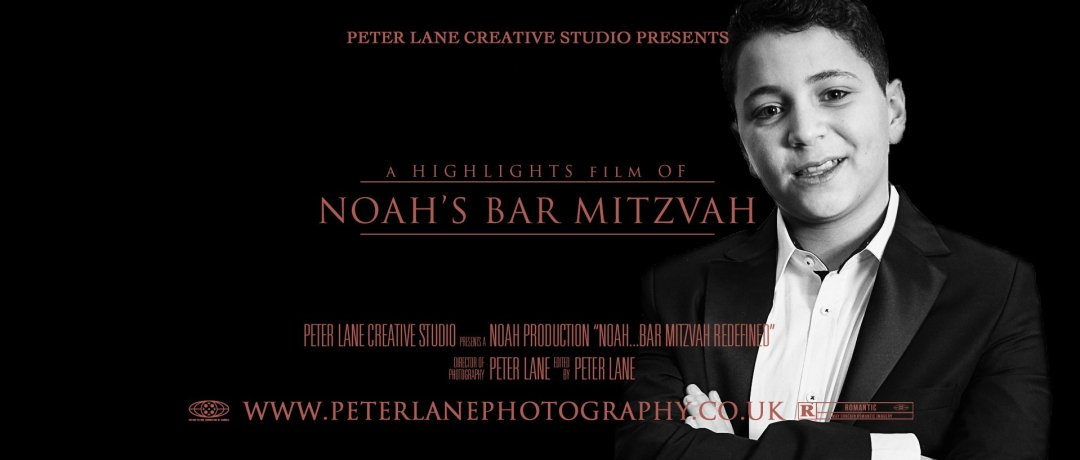 Bar Mitzvah videographer London