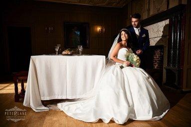 fine-art artistic wedding photographer London