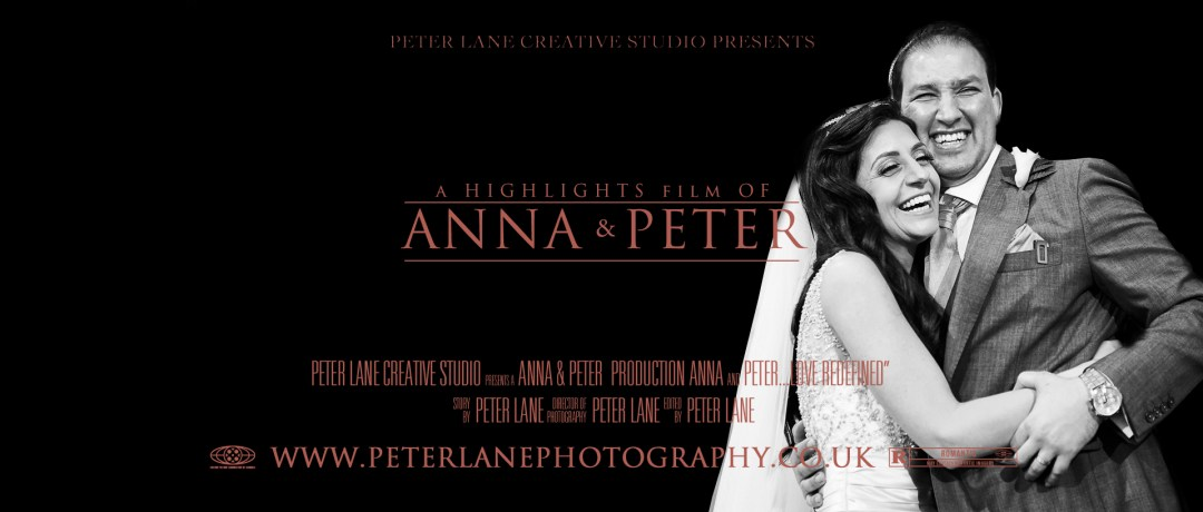Greek wedding videographer London - Anna & Peter's wedding