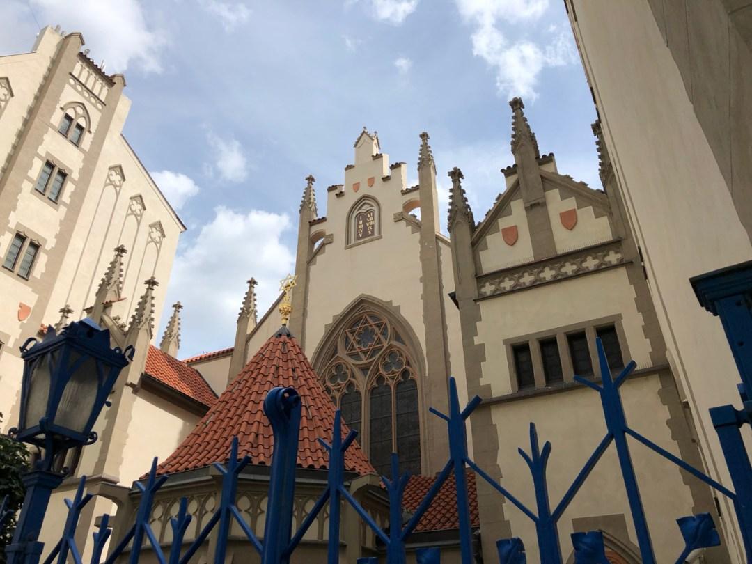 Jewish wedding photographer & Bar Mitzvah Photographer - Synagogue in Prague
