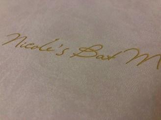 custom luxury wedding album cover ornaments