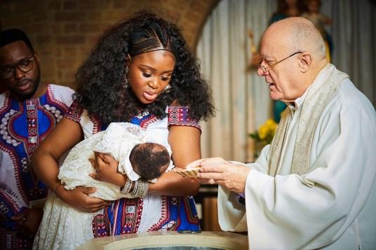 Catholic baptism photographer