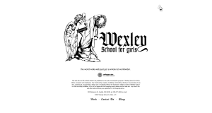 Wexley School for Girls old