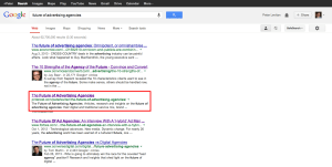 future of advertising agencies   Google Search