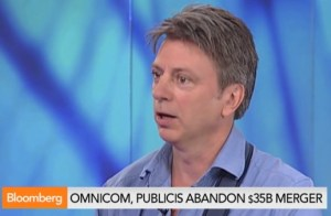 Omnicom  Publicis Abandon  35 Billion Merger  Video   Bloomberg