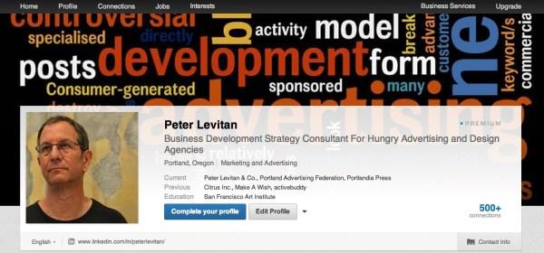 Your Profile   LinkedIn