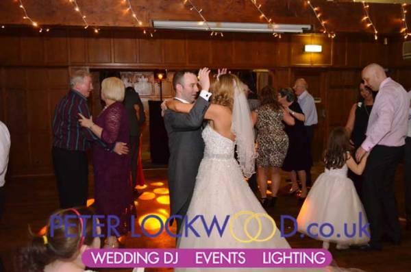 Penny Farthing wedding