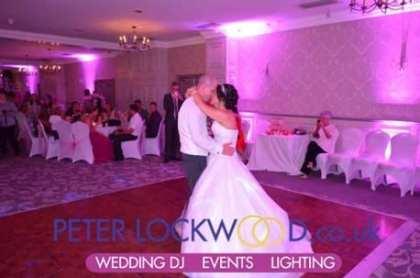 Mottram Hall Wedding DJ