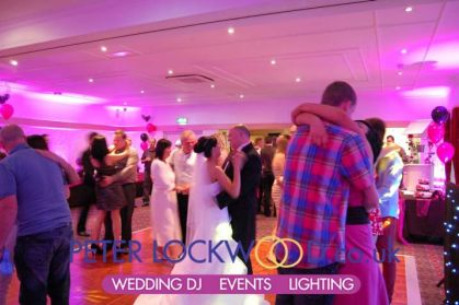 rochdale wedding lighting