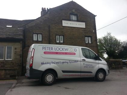peter lockwood wedding dj van