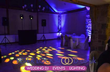 Beeston Manor Lighting Hire