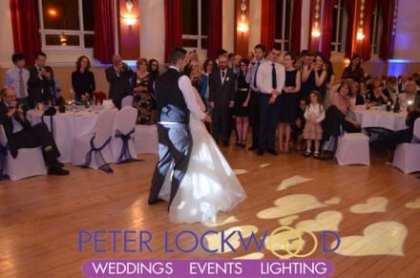 Chadderton Town Hall Wedding DJ