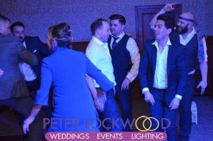 groom at nunsmere hall